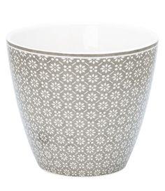 Green Gate - Naomi Warm Grey Latte Cup
