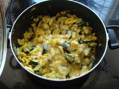 We always eat Spanish rice with our Mexican food, but I'll often crave some vegetables on the side – and this is my go-to recipe! My FAVORITE way to use up those gigantic zucchini and yellow squash every gardener tries to unload on you at the end of the summer. This is the best. I [...]