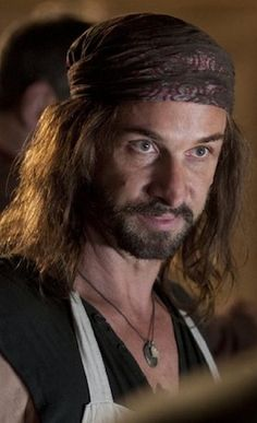 Colin Cunningham - John Pope in Falling skies one if the best pope moments