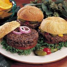 Omaha Steaks 4 oz. Gourmet Burgers