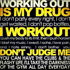 My motivation!