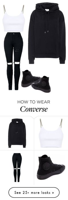 """Angel Skye's Outfit"" by pansdreamshade on Polyvore featuring Converse, Alexander Wang and Acne Studios"