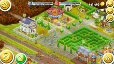 Hayday Farm Design, Hay Day, Phone Games, Clash Of Clans, Madness, Android, Hacks, Pictures, Inspiration