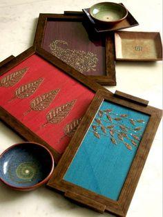 Aaishwaryam trays