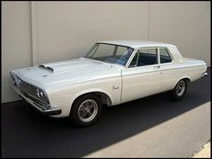 1963 Plymouth Max Wedge
