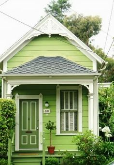 Cute Small Homes