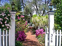The Victorian Garden Inn, Sonoma, CA