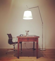 From @katimuench on Instagram : #artemide #lighting #livingroom #frankfurt