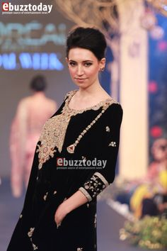 Deena Rahman-PFDC L'Oréal Paris Bridal Week 2013 - Entertainment News by EbuzzToday - Entertainment News by EbuzzToday