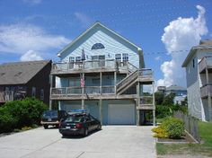 Topsail Island: Indigo Cottage:  Well-Appointed, Bargain!
