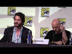Hannibal panel SDCC 2013 - YouTube