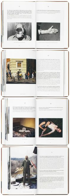 A fantastic display of some of Alec Soth's newest work, coming at you from Contrasto Press!