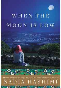 When the Moon is Low. After her husband is murdered by the Taliban, schoolteacher Fereiba and her three children flee Kabul for asylum in London, passing through a geopolitical hellscape of refugee camps and human traffickers. A must-read saga about borders, barriers and the resolve of one courageous mother fighting to cross over.