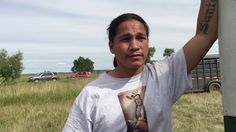 Voices from the No DAPL Front Lines: Iyokpiya Seth Eastman