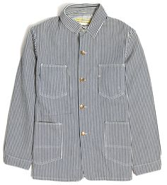 Levi's® Vintage Clothing Stripe Hickory Coat Express | Lost & Found