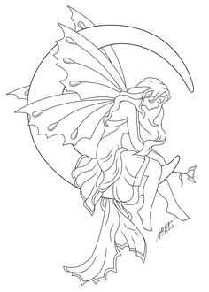 Guardian Spirit of Hope Line is part of Fairy coloring pages - Some more line art Hehe! Guardian Spirit of Hope Line Fairy Drawings, Pencil Art Drawings, Drawing Sketches, Fairy Coloring Pages, Coloring Books, Colouring Pages For Adults, Tatoo Art, Free Adult Coloring, Kids Coloring
