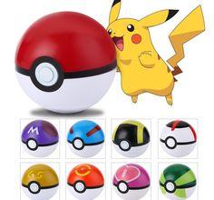 Pokeball Pokemon Go, vel. 7cm, výběr z 12 barev POŠTOVNÉ ZDARMA http://levne-hracky-eshop.cz/katalog/pokeball-pokemon-go-vel-7cm-vyber-z-12-barev-32599057212_32694993356_32687538074_165-11.html?utm_content=buffer423fa&utm_medium=social&utm_source=pinterest.com&utm_campaign=buffer #pokeball #pokemon #hracky #deti #hrackarstvi #postovne_zdarma #sleva