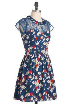 Kyoto Photo Call Dress, #ModCloth