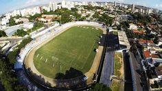Estádio Joaquim de Moraes Filho - Taubaté (SP) - Capacidade: 9,6 mil - Clube: Taubaté