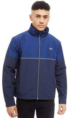 8902afc57f9e LACOSTE Men s Short Contrast Lining Quilted Jacket