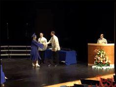 This graduate: