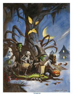 ***************** the terror tree, Mike Hoffman