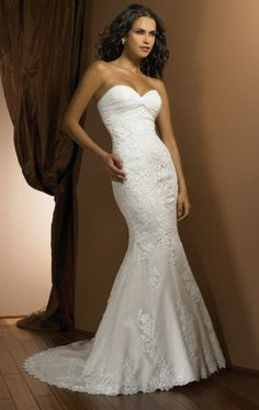 Allure 2302 by Allure Bridals Romance