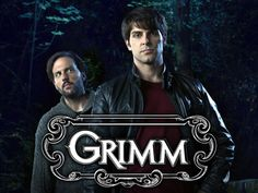 "Grimm's ""Nick & Monroe"" .. one of my fave shows"