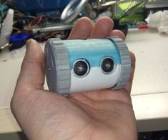 Arduino 3D Printed Can Robot (one More Object Avoiding Robot)  ​