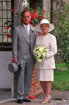 As Time Goes By.  Geoffrey Palmer & Judi Dench.