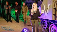 "Rachel Lamb LIVE from Israel at ""Heart for the World"" [Daystar.com]"