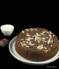 Torta con farina di teff senza glutine vegan| Senza è buono Sweet Recipes, Tiramisu, Cake, Ethnic Recipes, Desserts, Food, Kitchen, Tailgate Desserts, Deserts