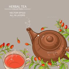 ▮ [Get Nulled]◡ Goji Tea Vector Background Background Berry Berry Fruit Botany Branch Chinese Fresh Fruit, Food Fresh, Healthy Herbs, Organic Plants, Tea Art, Food Drawing, Food Illustrations, Vector Background, Herbalism