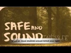 Jayesslee - Safe and Sound (Studio Version) - Lyrics Video