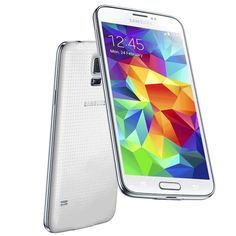 Unlocked Samsung Galaxy T-Mobile Android Smartphone -White Samsung Galaxy S5, Unlocked Smartphones, Newest Smartphones, T Mobile Phones, Mobile Phone Repair, Iphone 6plus, S5 Mini, Shopping, Tecnologia