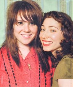 My Face On The Grill: Regina Spektor, Kate Nash