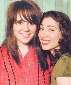 My Face On The Grill: Regina Spektor, Kate Nash