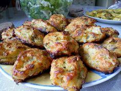 Φανταστική ιδέα για τέλειες κουνουπιδοκροκέτες φούρνου Greek Recipes, Potato Salad, Food And Drink, Potatoes, Cooking, Ethnic Recipes, Kitchens, Potato, Kochen