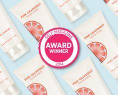 Our Pink Grapefruit Sugar Scrub won a Self Magazine Healthy Beauty Award! Beauty Awards, Makeup Stuff, Pink Grapefruit, Healthy Beauty, Award Winner, Norman, Best Sellers, Illinois, Sugar