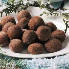 Cappuccino Truffles. I have made these for years and love love love them!