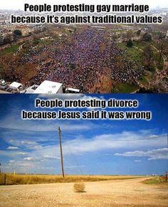people protesting gay marriage meme - Google Search