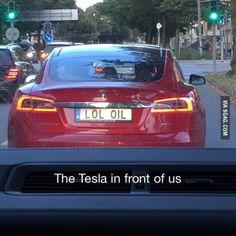 Sweden embracing Tesla like