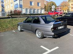 BMW E30 M3 turbo – S50b30 – Owner Johan from Sweden