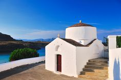 Lindos, Rhodes Island - Greece