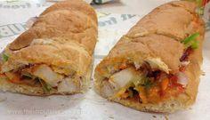 Subway Sriracha Chicken Melt by theimpulsivebuy, via Flickr
