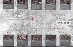 @todayinsyria : #Damascus   Fierce clashes between #SAA & rebels at Rihan and Tal Kurdi fronts in Douma city
