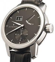 Zeitwinkel | Zeitwinkel 273° | Edelstahl | Uhren-Datenbank watchtime.net
