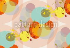 Design with shaded circles in various colors. Surface Design, Circles, Pikachu, Colors, Health Tips, Fictional Characters, Patterns, Art, Block Prints