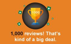 Peachy Loans have reached 1000 reviews milestone! Something to be proud of!