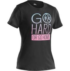 Under Armour Women's Go Hard Volleyball Graphic T-Shirt